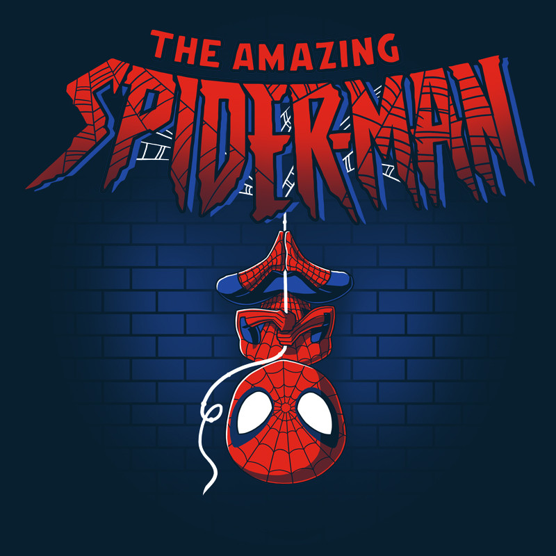 TeeTurtle: Spider-Man Shirt