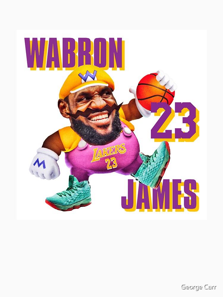 RedBubble: WaBron James