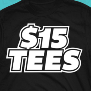 TeeFury: $15 Tees Collection