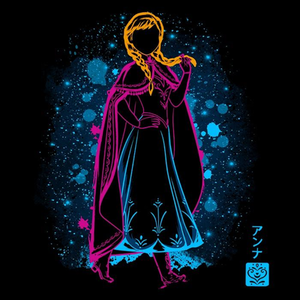 Once Upon a Tee: The Arendelle Princess