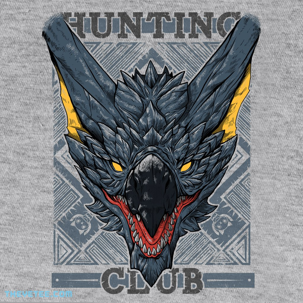 The Yetee: Hunting Club: Legiana