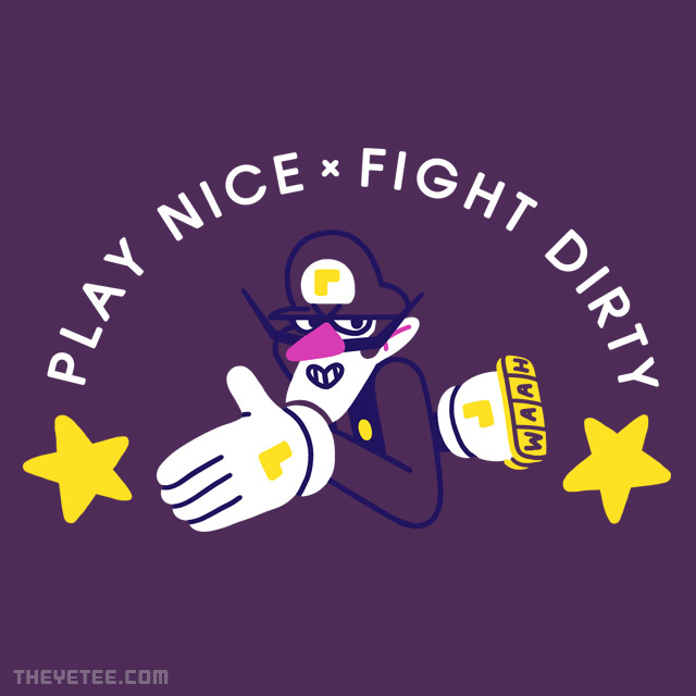 The Yetee: Play Nice