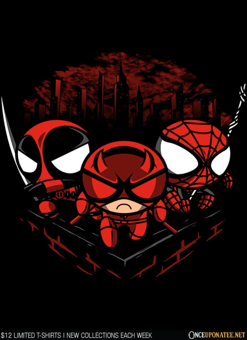 Once Upon a Tee: Team Redpuff