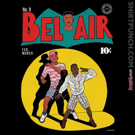 ShirtPunch: Bel Air