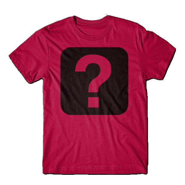 Pop-Up Tee: 1 Random T-Shirt