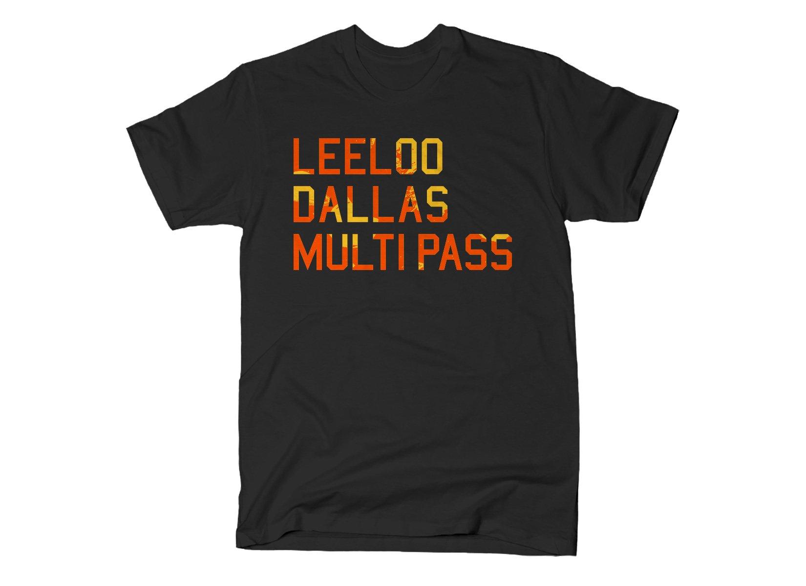 SnorgTees: Leeloo Dallas Multipass