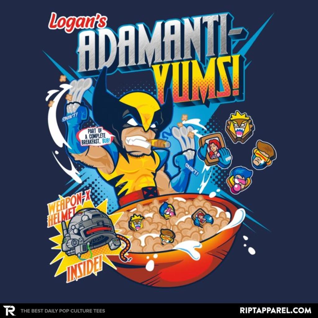 Ript: Adamanti-YUMS!