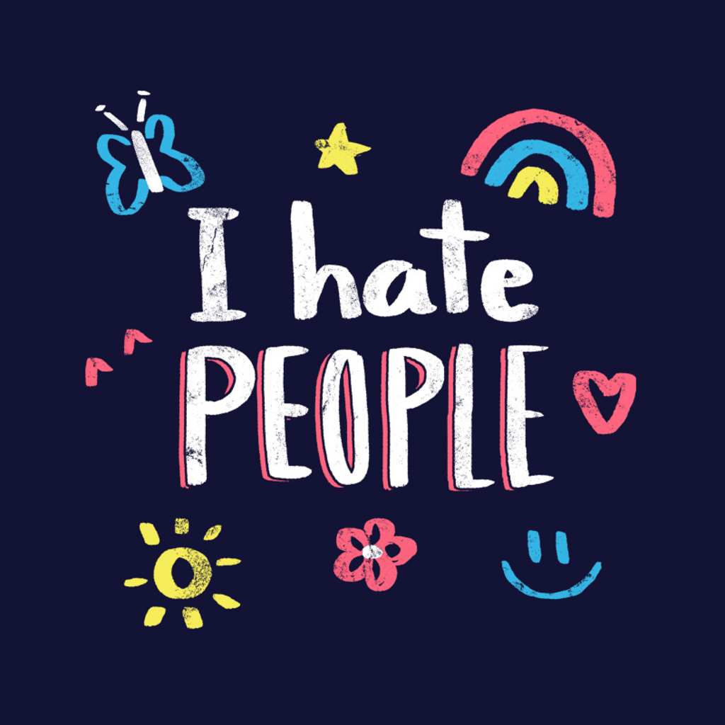 Pampling: I Hate People
