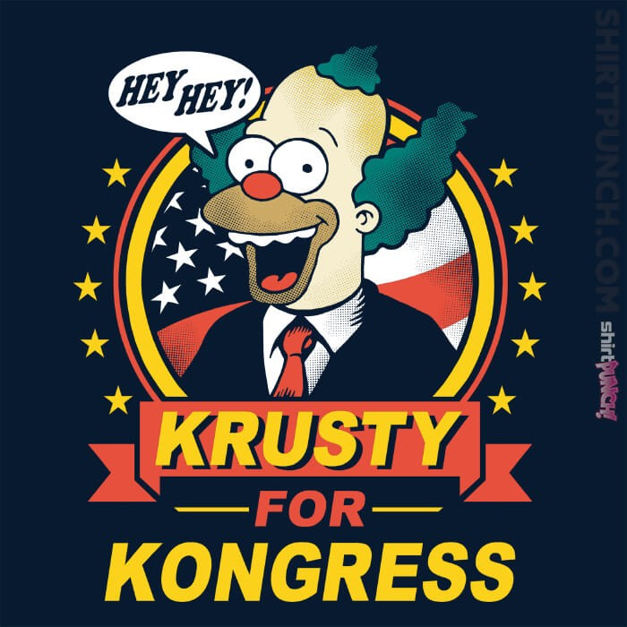 ShirtPunch: Kongress