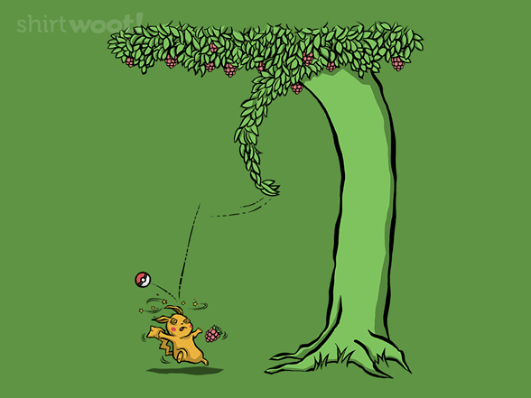 Woot!: The Catching Tree