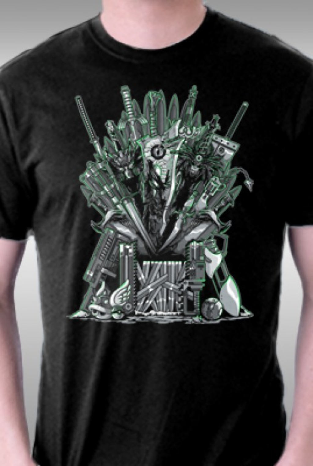 TeeFury: Throne of Games