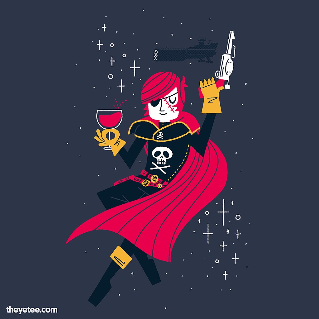 The Yetee: Space Pirate