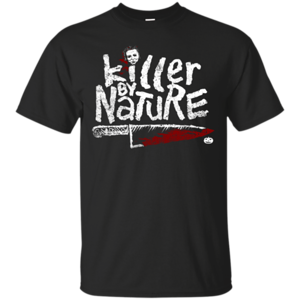 Pop-Up Tee: Killer By Nature 31st