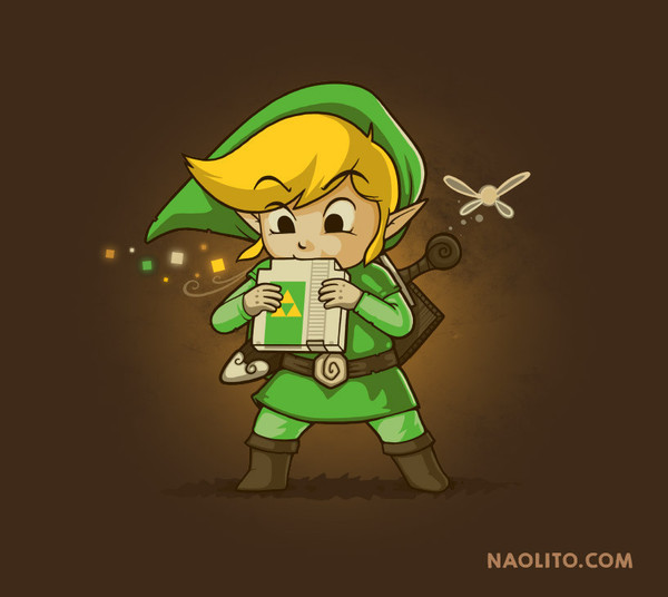Naolito: Cartridge of Time T-Shirt