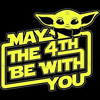 BustedTees: May The 4th Be With You!