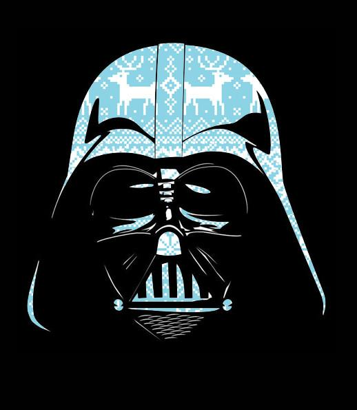 Shirt Battle: Snowy Darth