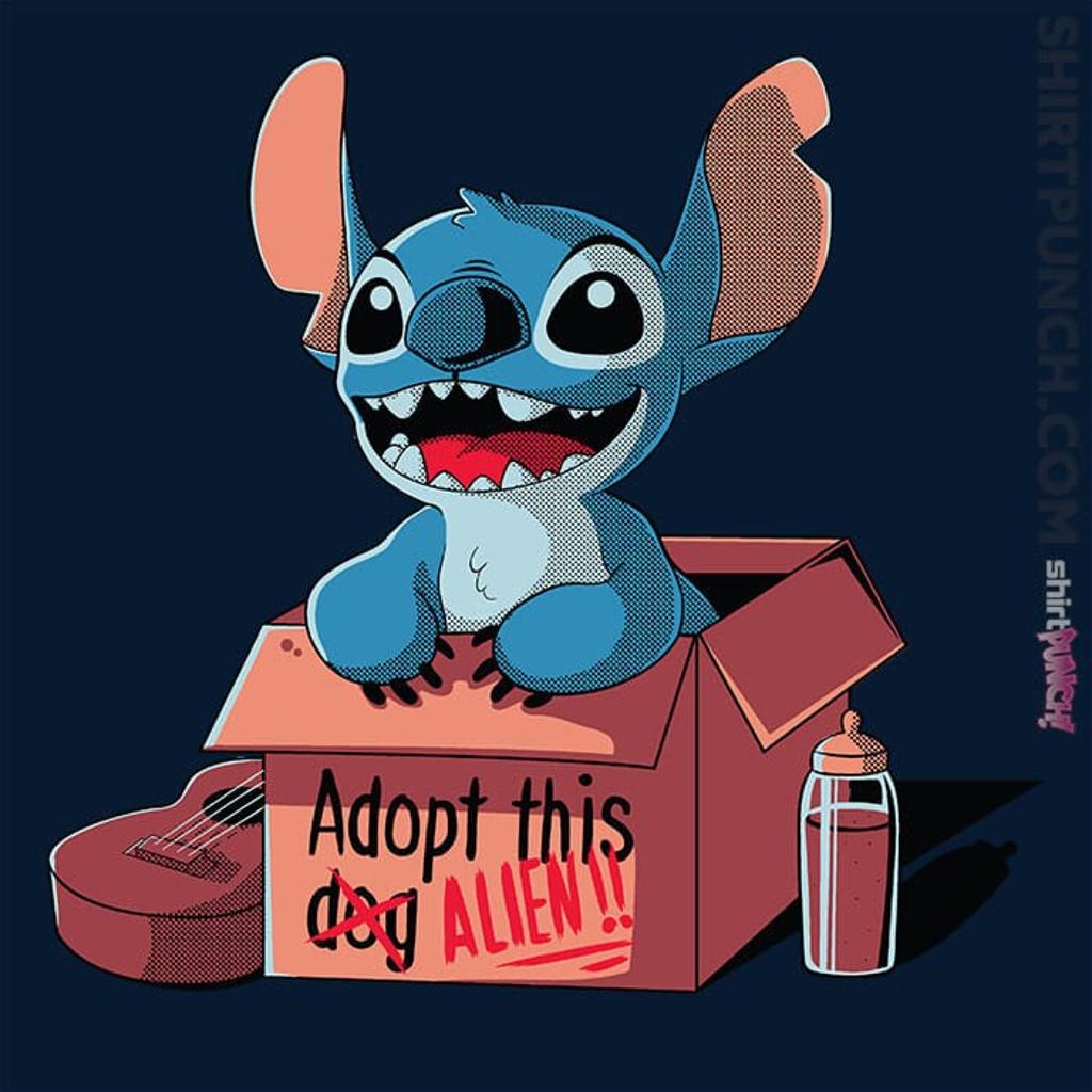 ShirtPunch: Adopt This Dog