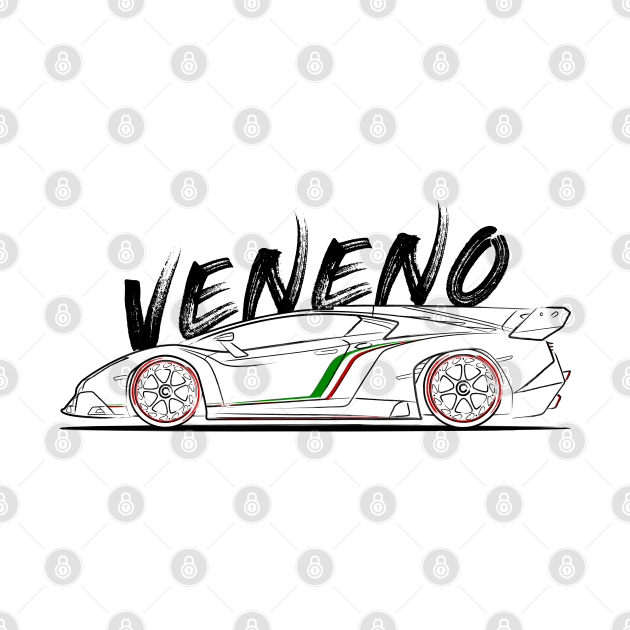 TeePublic: Lambo Veneno