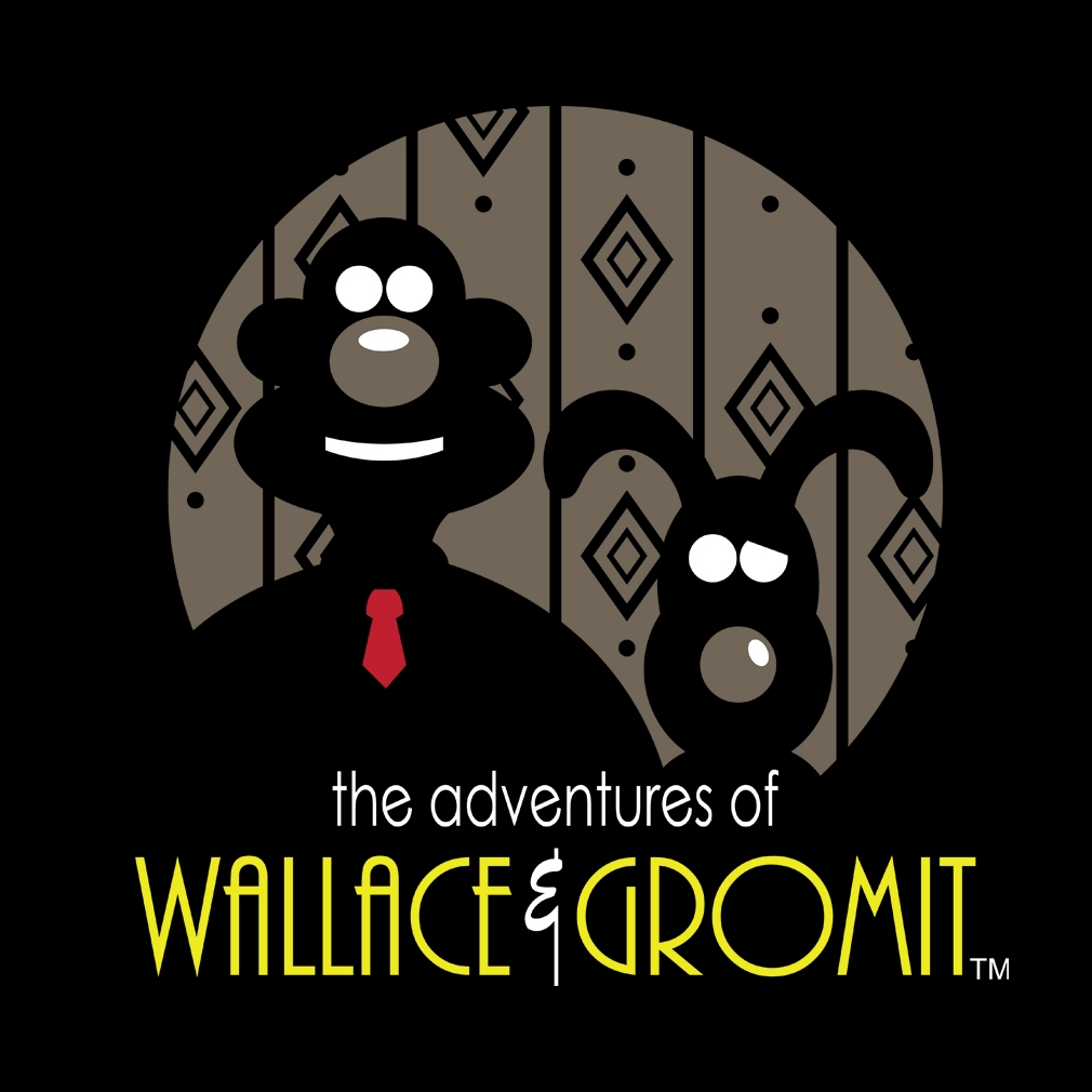 TeeTournament: Wallace and Gromit