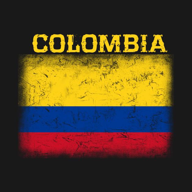 TeePublic: Colombia
