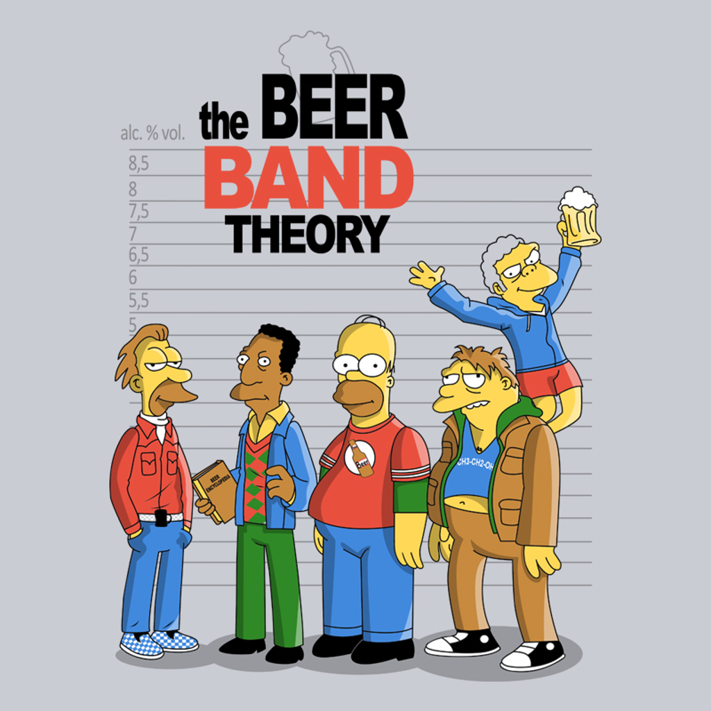 Pampling: The Beer Band Theory