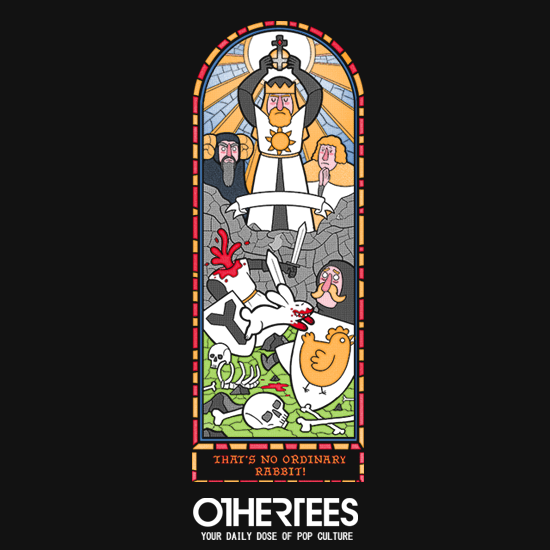 OtherTees: That's No Ordinary Rabbit!