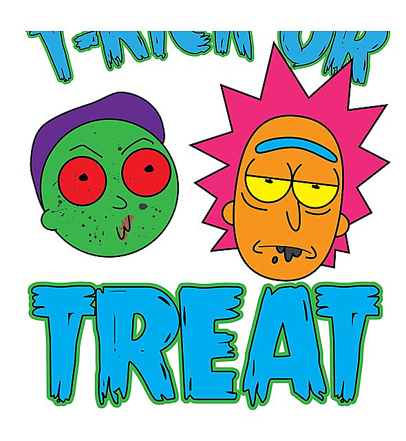 RedBubble: T-Rick Or TREAT