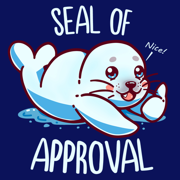 NeatoShop: Cute Seal of Approval