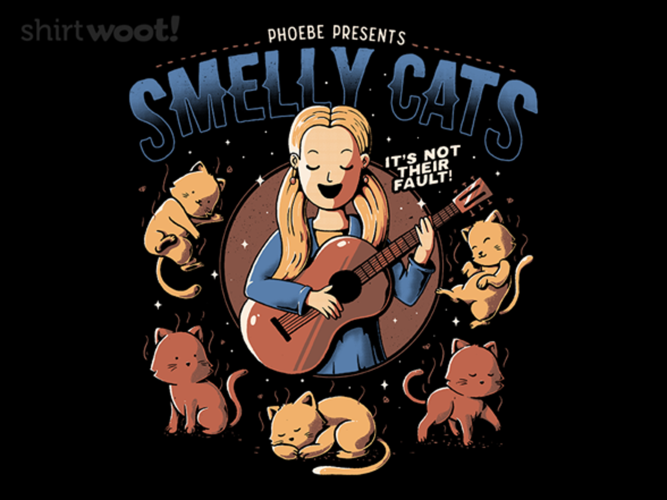Woot!: Smelly Cats