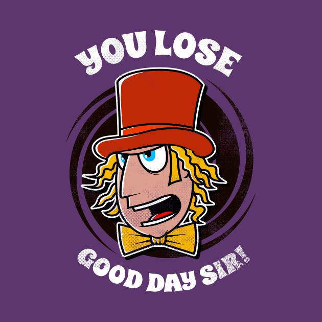TeePublic: Good Day Sir