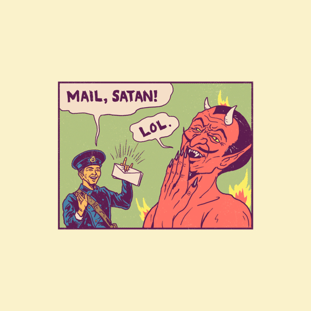 NeatoShop: Mail, Satan!