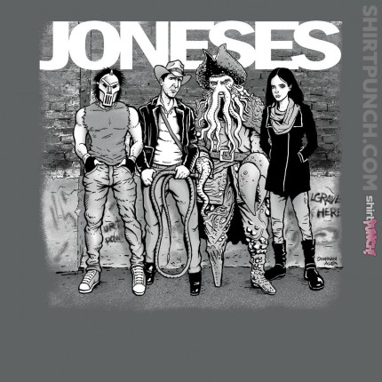 ShirtPunch: The Joneses
