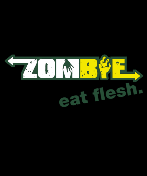 Qwertee: Eat Flesh