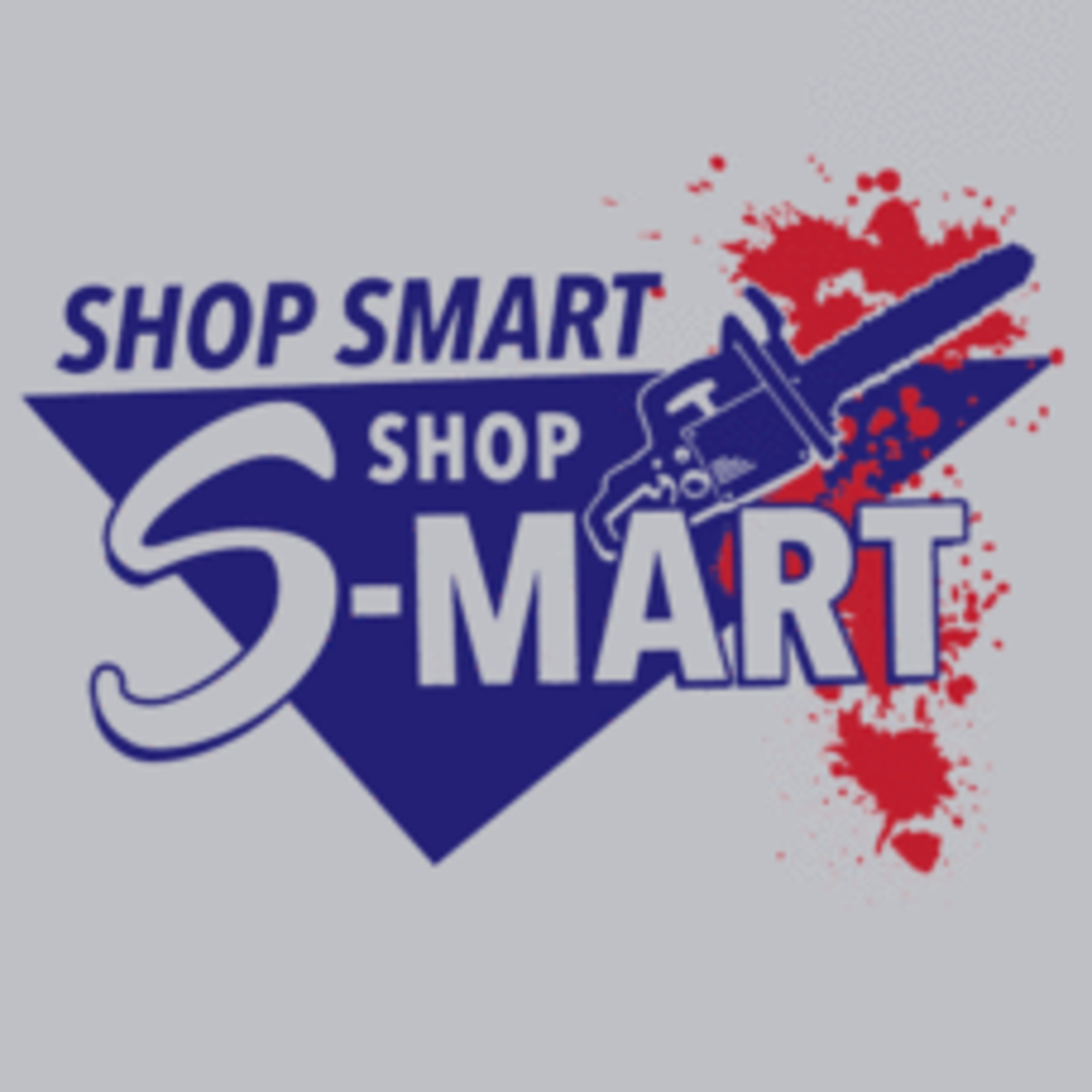 Textual Tees: Shop Smart Shop S Mart