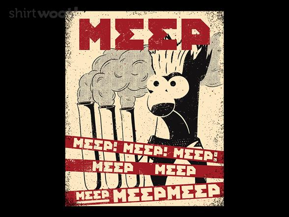 Woot!: Follow Meep!