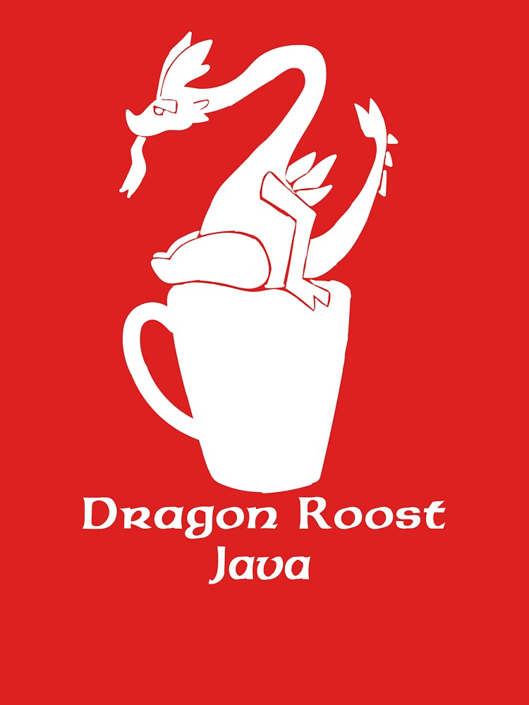 RedBubble: Dragon Roost Java