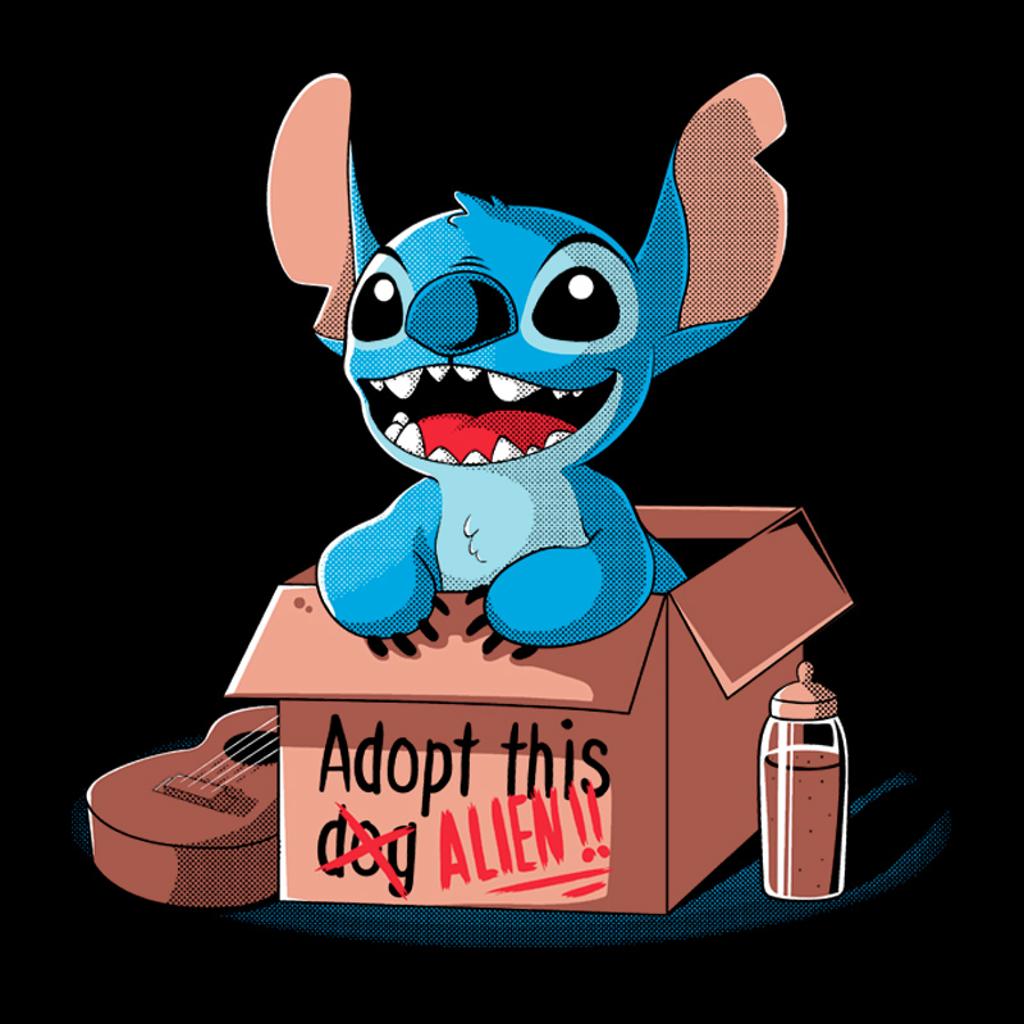Pampling: Adopt this Alien