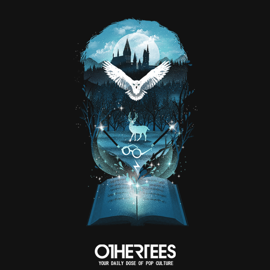 OtherTees: Book of Fantasy