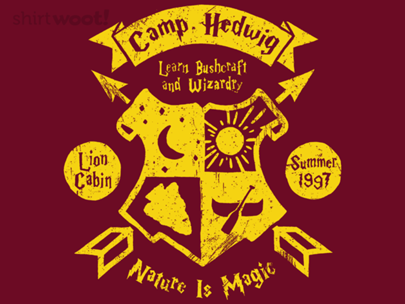 Woot!: Camp Hedwig Lions