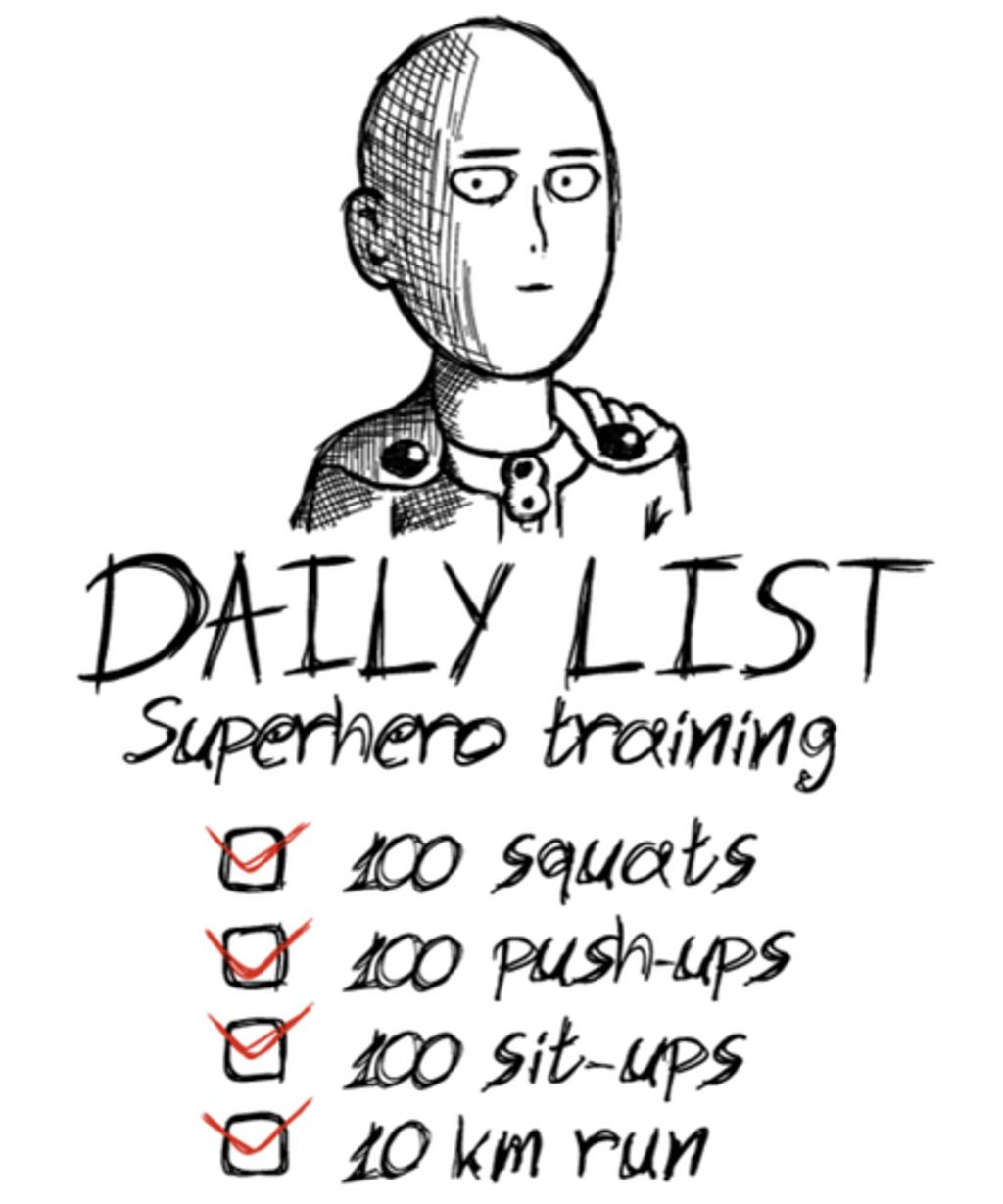 Qwertee: Daily list