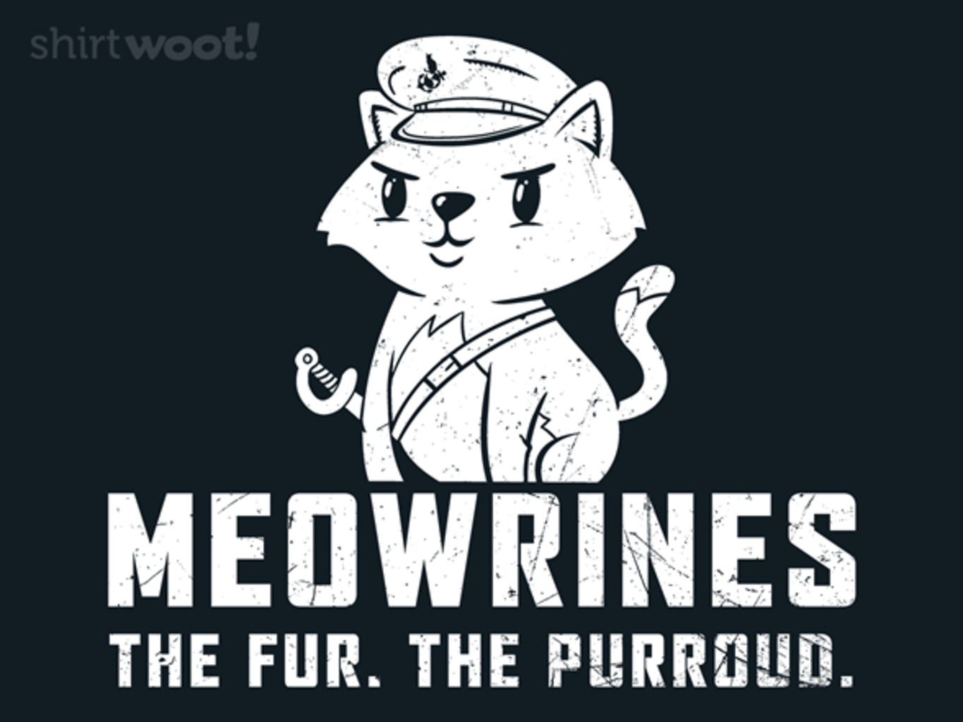 Woot!: The Meowrines