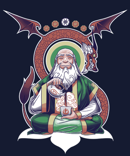 Qwertee: The Jasmine Dragon