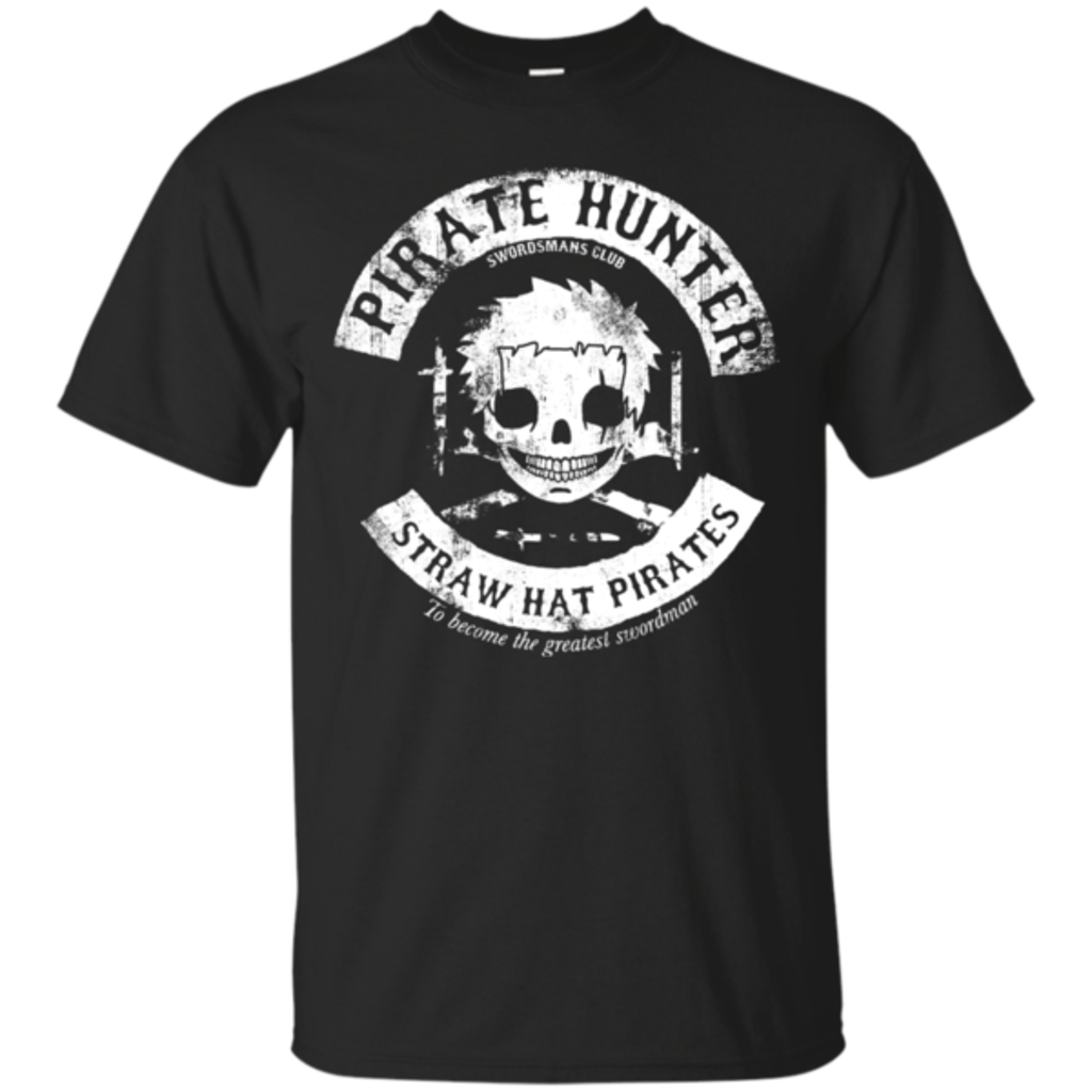 Pop-Up Tee: Pirate Hunter Skull