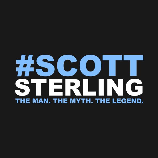 TeePublic: Scott Sterling-STUDIO C