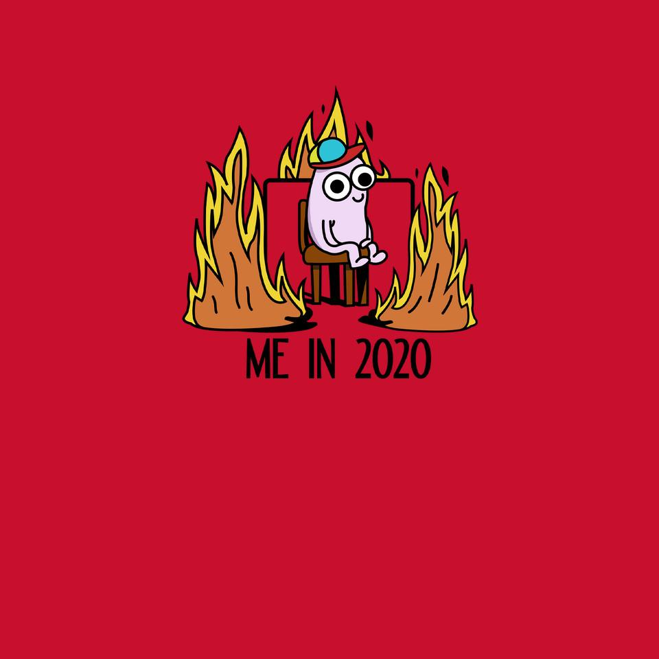 TeeFury: Me In 2020