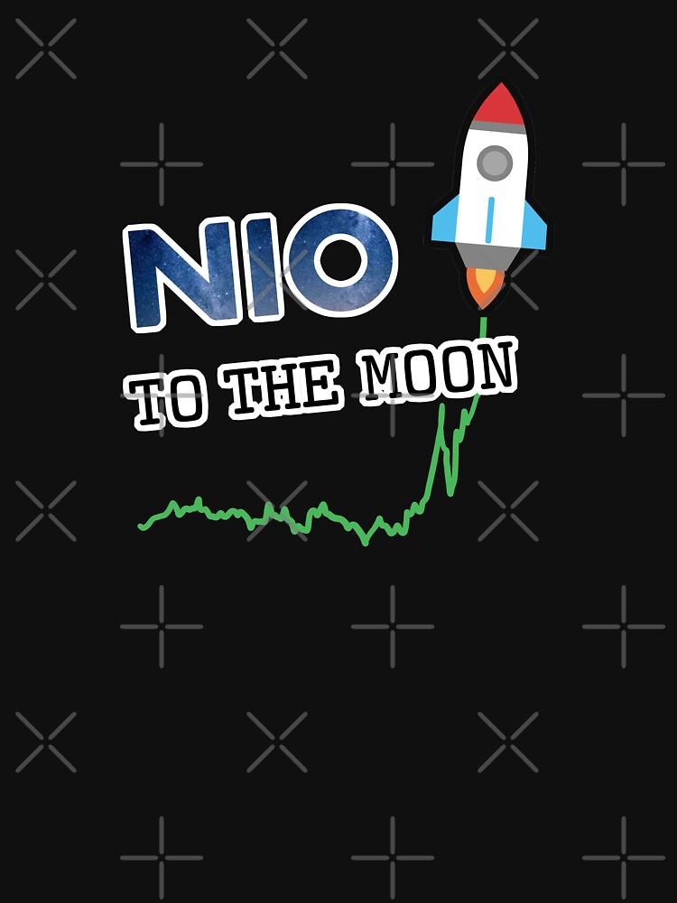 RedBubble: Nio to the Moon