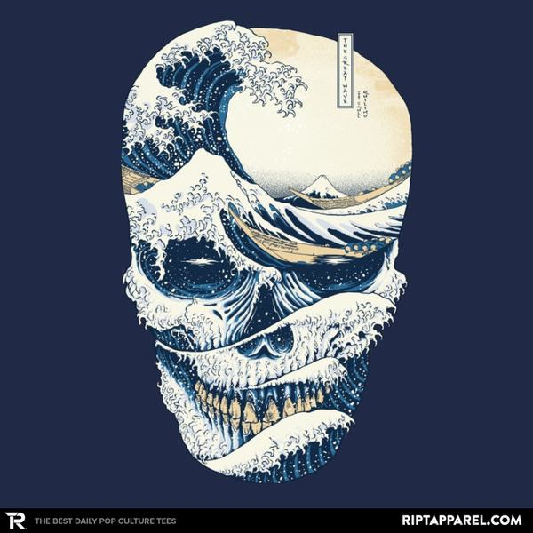 Ript: The Great Wave of Skull