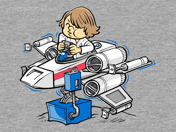 Woot!: Rebel in Training