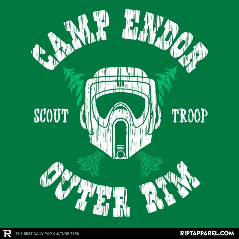 Ript: Camp Endor Reprint