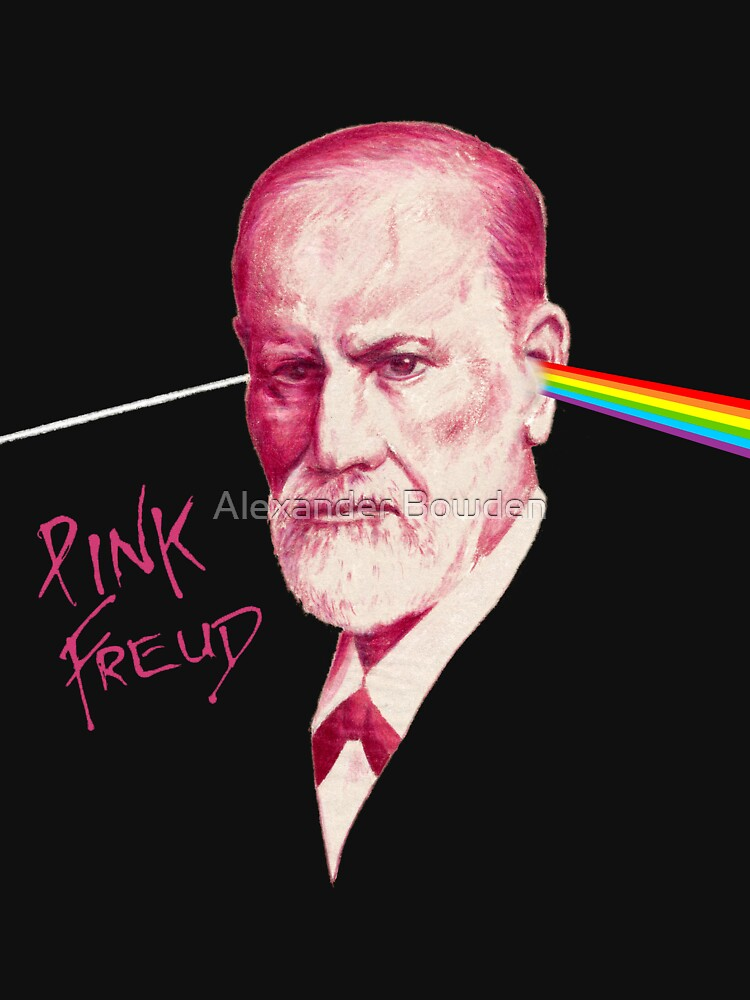 RedBubble: Pink Freud